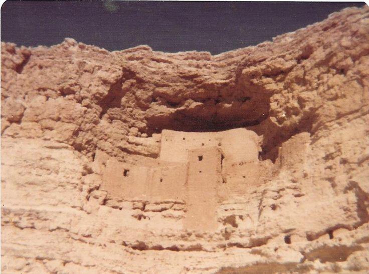 Montezuma Castle National Monument 1976