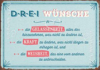 Drei Wünsche - Postkarten - Grafik Werkstatt Bielefeld