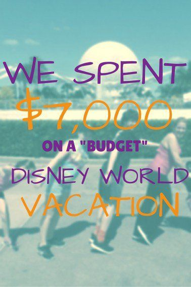 Planning a Disney World Vacation for a family of Five on a budget of $7000 requires planning. One family shares their journey from finding discount airfare, choosing value lodging, picking meal plans, and more for a family of five. via @trekaroo