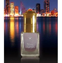 Parfum natural Musc Sharjah