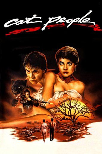Cat People (1982) | http://www.getgrandmovies.top/movies/19228-cat-people | After years of separation, Irina (Nastassja Kinski) and her minister brother, Paul (Malcolm McDowell), reunite in New Orleans in this erotic tale of the supernatural. When zoologists capture a wild panther, Irina is drawn to the cat -- and the zoo curator (John Heard) is drawn to her. Soon, Irina's brother will have to reveal the family secret: that when sexually aroused, they turn into predatory jungle cats.