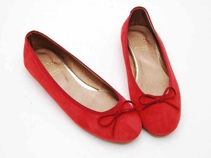 Women's Suede Flat Shoes Red , Find Complete Details about Women's Suede  Flat Shoes Red,Flat Shoes,Woman's Flat Shoes,Women's Causal Flat Shoes from  Casual ...