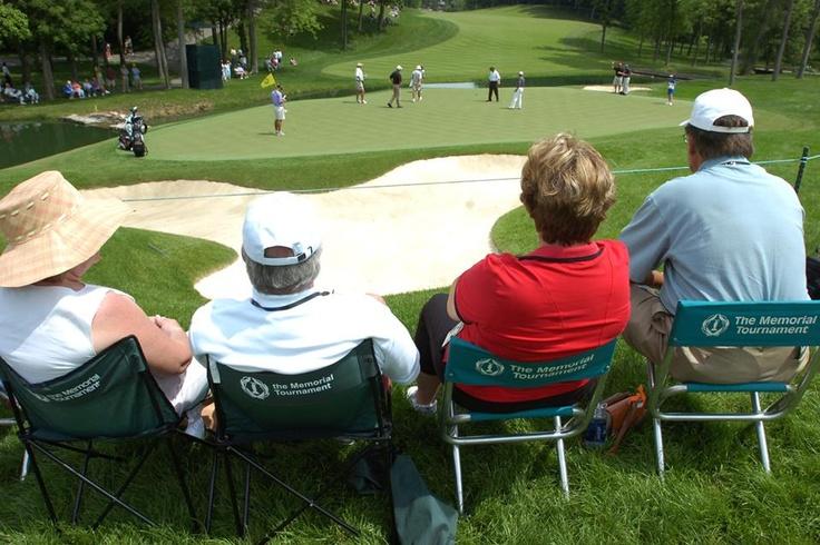 muirfield memorial golf tournament 2011 leaderboard