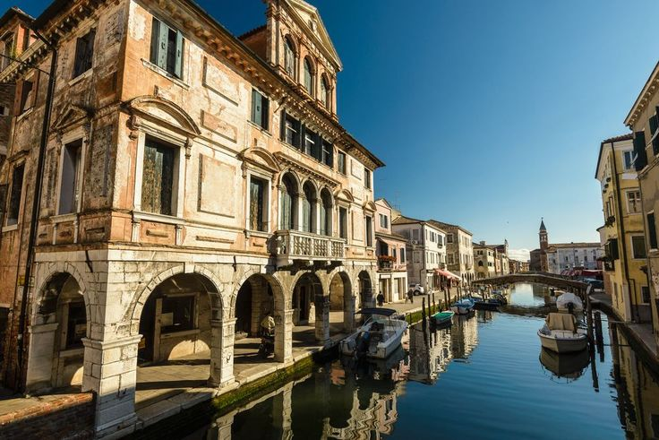 Canal at the old town of Chioggia © DeepGreen / Shutterstock