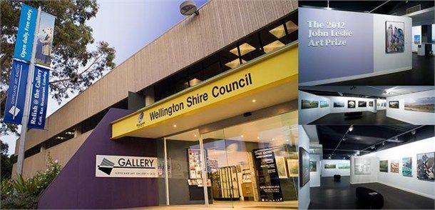 Wellington Shire Council Gippsland Art Gallery
