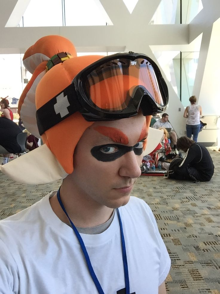 17 Best Splatoon Cosplay Images On Pinterest