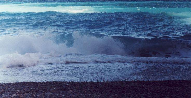 Das Meer schimmert türkis bei Sa Calobra, Foto: S. Hopp