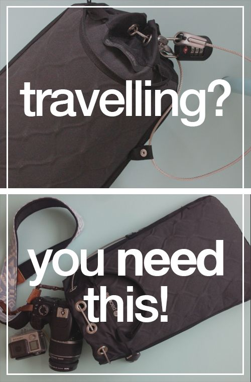 Travelling soon? Ensure your belongings stay safe and secure with this priceless travel accessory! We offer free shipping and easy 100 day returns NZ wide.