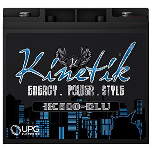 #Kinetik #HC600 #BLU #Series 600-Watt 12-Volt #High #Current #AGM #Car #Audio #Power #Cell #Battery 12 Volt #High #Current #Car #Audio #Power #Cell Sealed absorbed glass mat (AGM) design Can be used as a replacement for your vehicles standard #battery https://automotive.boutiquecloset.com/product/kinetik-hc600-blu-series-600-watt-12-volt-high-current-agm-car-audio-power-cell-battery/