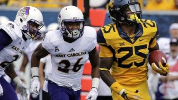 Arrows pointing up for Big 12 youngsters TCU and West Virginia