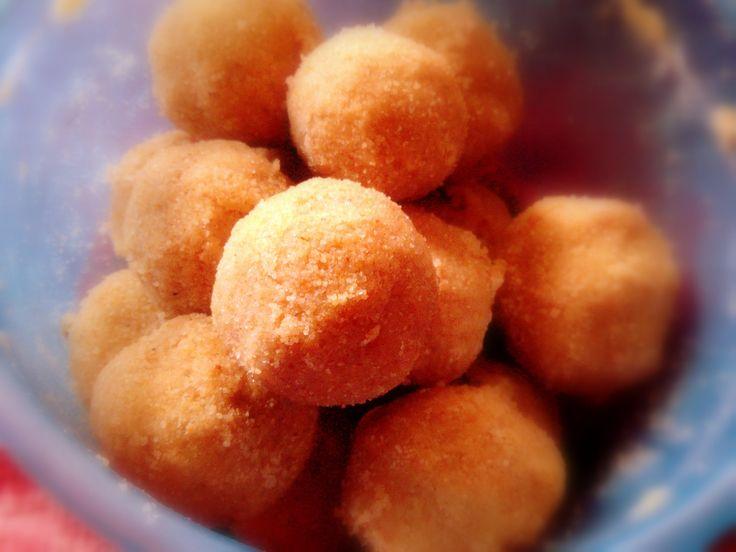 Aate ki Pinni - Recipe from Taste INDIA
