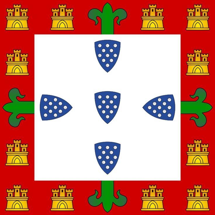 PortugueseFlag1385.svg