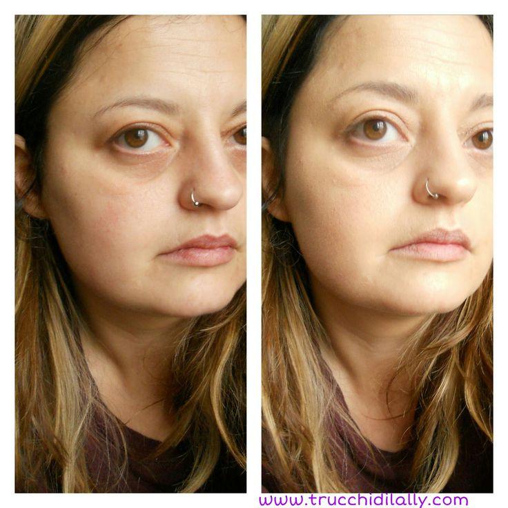 Coprenza e pigmentazione fondotinta Sephora Perfezionatore 10 ore  #fondotinta #makeup #trucco #recensione