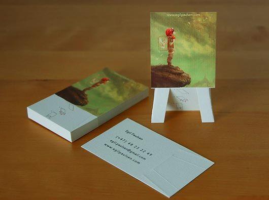 EMBER Option 2: Creative Business Cards, Idea, Card Designs, Art Cards, Business Card Design, Easels Business, Graphics Design, Business Cards Design, Easels Cards