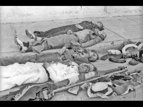 Documental : La Masacre de Ponce, Puerto Rico (21 de Marzo 1937) In my country Puerto Rico, we will never give up our struggle for independence from your country the United States!
