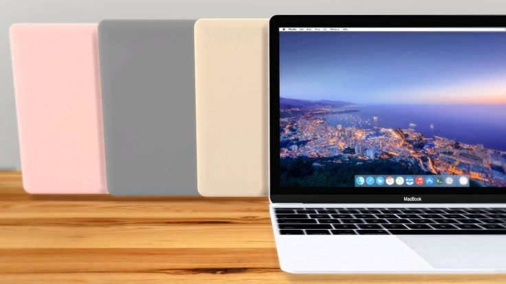 """Apple Macbook 2016 12"""" ( Functional & Deco )Color: Rose Gold, Space Grey…"""