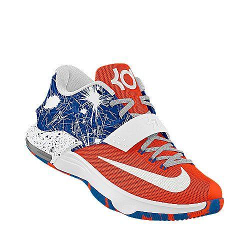 My Customized Nike Shoes. Shades Of Blue Nike Shoes.