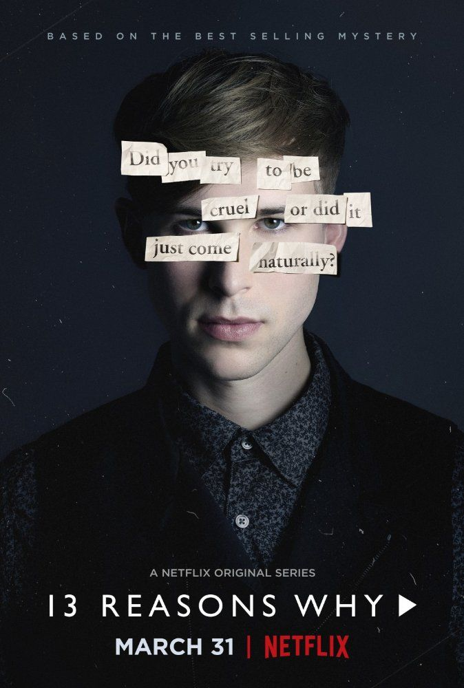 13 Reasons Why Netflix Poster 12