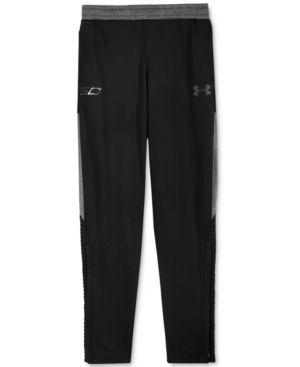 Under Armour Stephen Curry SC30 Warm Up Pants, Big Boys (8-20) - Black XL