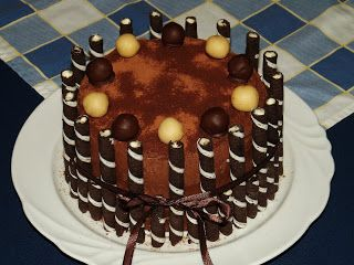 Rencsi cukrászdája: Mini marcipános, mascarponés csokitorta