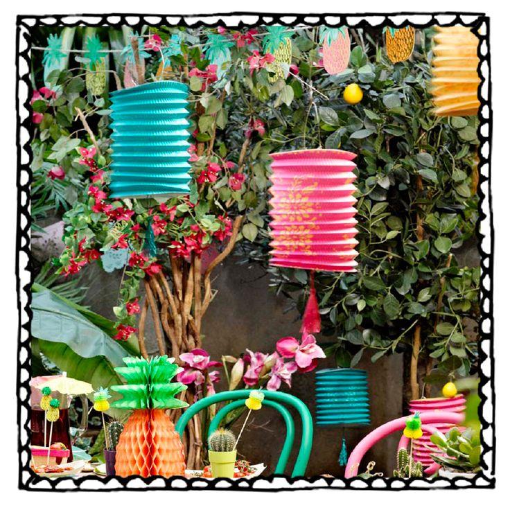 Mexicaanse Lantaarns   NIEUW   www.bloemopdetaartwinkel.nl