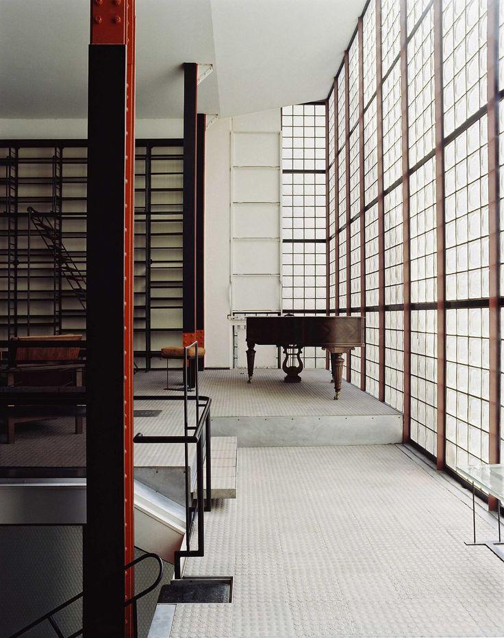 Maison de Verre, 1928 - 1932, Pierre Chareau