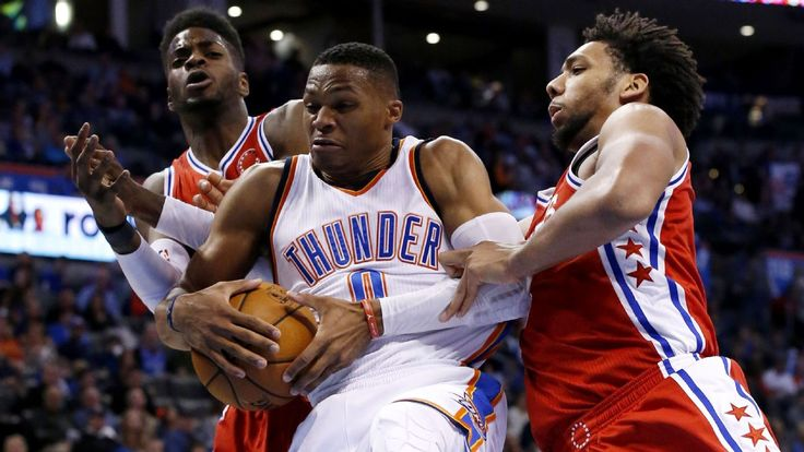 Thunder's Billy Donovan on Russell Westbrook: 'He can do anything'