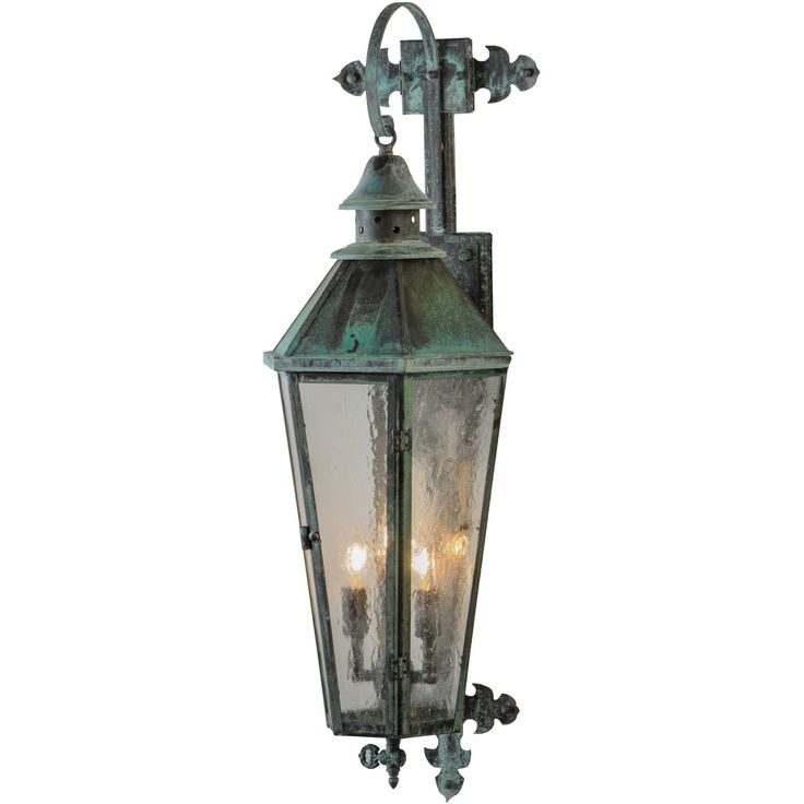 11 Inch W Millesime Lantern Wall Sconce. 11 Inch W Millesime Lantern Wall Sconce Theme:  RUSTIC LODGE Product Family:  Millesime Product Type:  WALL SCONCES Product Application:  ONE LIGHT Color:  CRAFYSMAN VERDI ON BRASS CLEAR SEEDY GLASS Bulb Type: CNDL Bulb Quantity:  3 Bulb Wattage:  60 Product Dimensions:  32H x 11W x 10DPackage Dimensions:  NABoxed Weight:  11.5 lbsDim Weight:  121 lbsOversized Shipping Reference:  NAIMPORTANT NOTE:  Every Meyda Tiffany item is a unique...