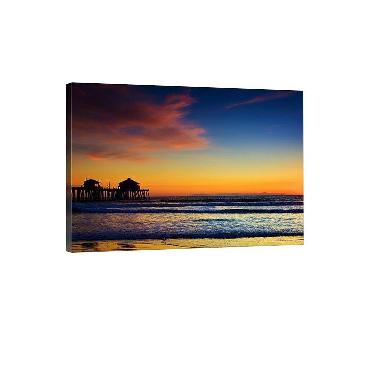 Huntington Beach Wall Decor : Best images about my list on orange wall