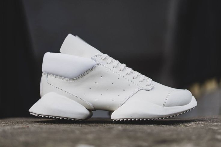 Rick Owens x adidas Runner: Three Colorways for Spring 2016 - EU Kicks: Sneaker Magazine