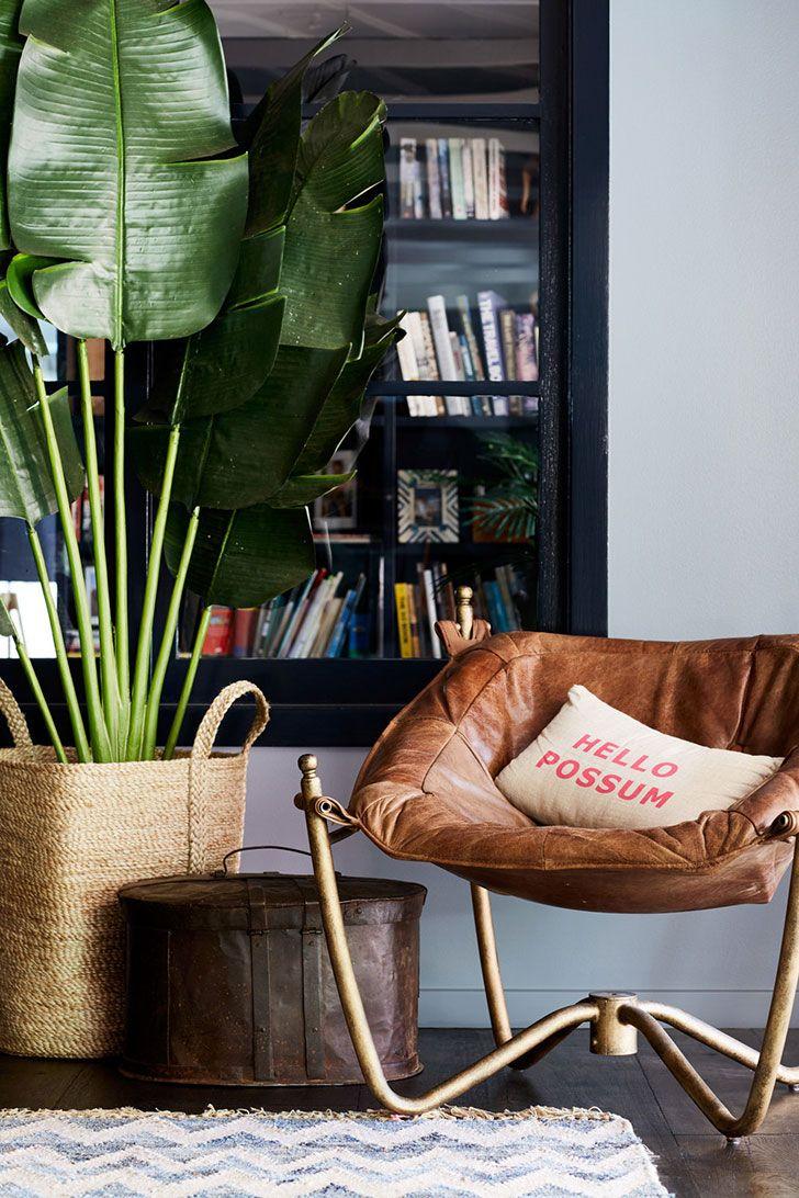 Новая жизнь старого бунгало в Австралии | Пуфик - блог о дизайне интерьера