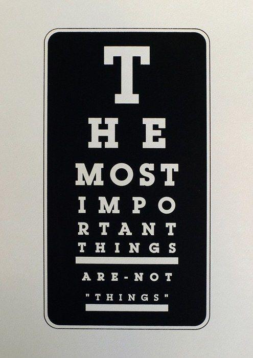 Most Important Print.