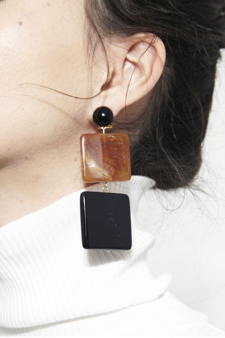 RACHEL COMEY, Bixar Earrings | Mr. Larkin
