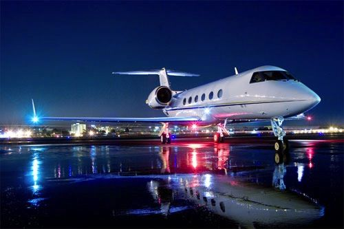 15 Insanely Expensive Private Jets (And The Billionaires Who Own ...