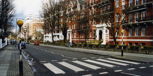 Webcam desde Abbey Road, Londres