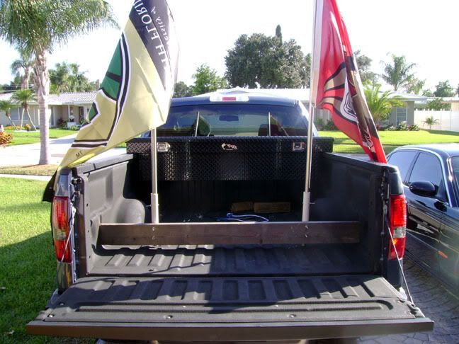 Af A E C Cae Truck Bed Danger on Jeep Flag Pole Mount