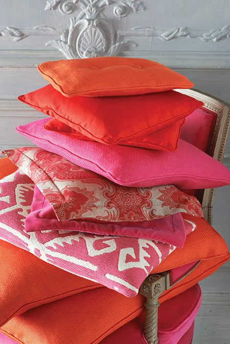 Manuel Canovas Fabrics available in Charlottesville, VA at Kenny Ball Antiques