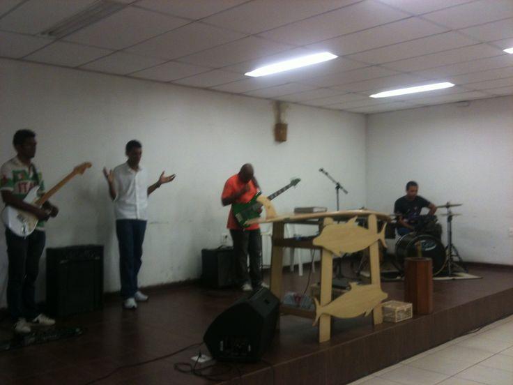 Igreja Bola de Neve - Nilopolis/RJ