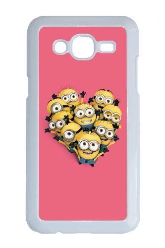 Minion Love -  Minyonos Samsung Galaxy J5 tok