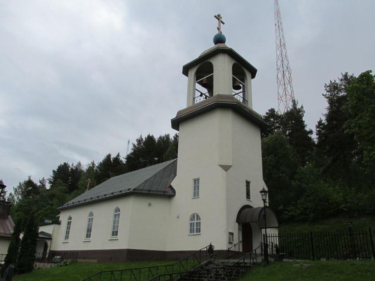 Orthodox Church, in LAHTI, FInland photo by Tiina Litukka 06/14