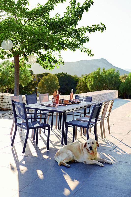 Collection Costa - Fermob - mobilier de jardin | Terrasses, patios ...