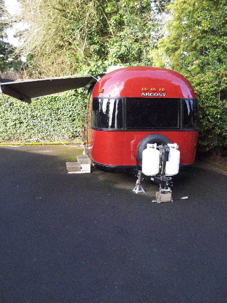 airstream campers remodel | 1975 Argosy 24' Remodel Pt1 - dining area before and after Paint ...