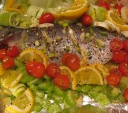 Whole Red Snapper Recipe Video by Jyl Ferris | ifood.tv