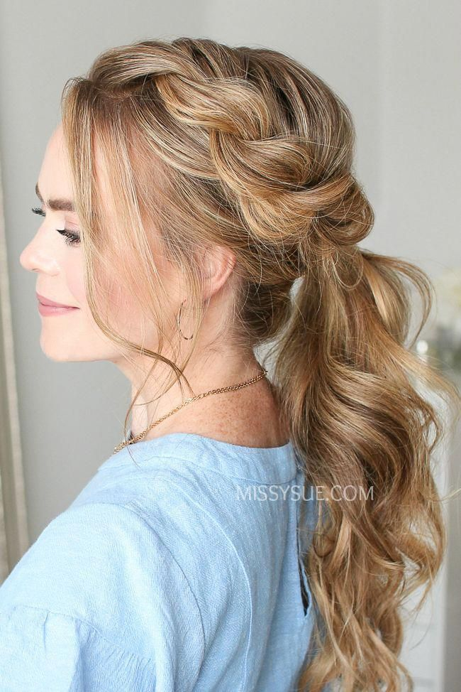 Wavy Hairstyle Nice Hairstyles For Long Hair Fancy And Easy Hairstyles 20190228 Braided Hairstyles Easy Grad Hairstyles Twist Braid Hairstyles