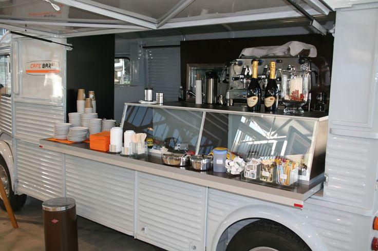 Citroen HY - Cafebar zum Mieten, mieten Sie Ihre rollende Cafebar