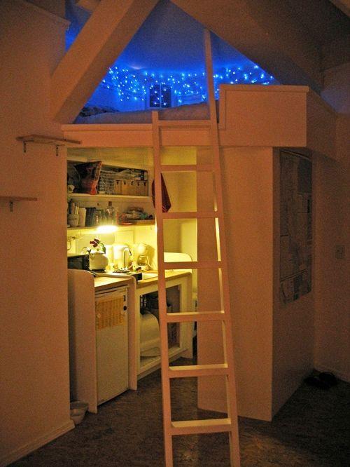 Loft bedroom design17