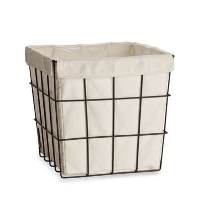 Bed Bath And Beyond Bathroom Storage Bins