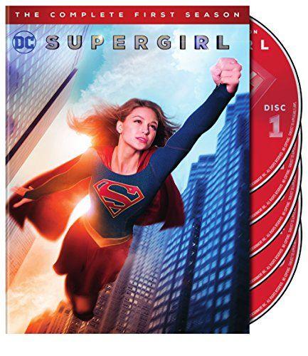 Supergirl: Season 1 Warner Manufacturing…