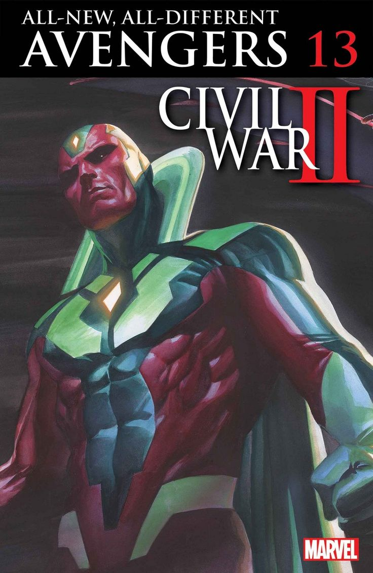 ALL of Marvel's August 2016 solicits and cover images including CIVIL WAR II and tie-ins.