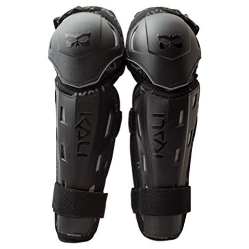 Kali Protectives 2015 Vaza Hard Knee/Shin Guard (Black - M) Size Medium